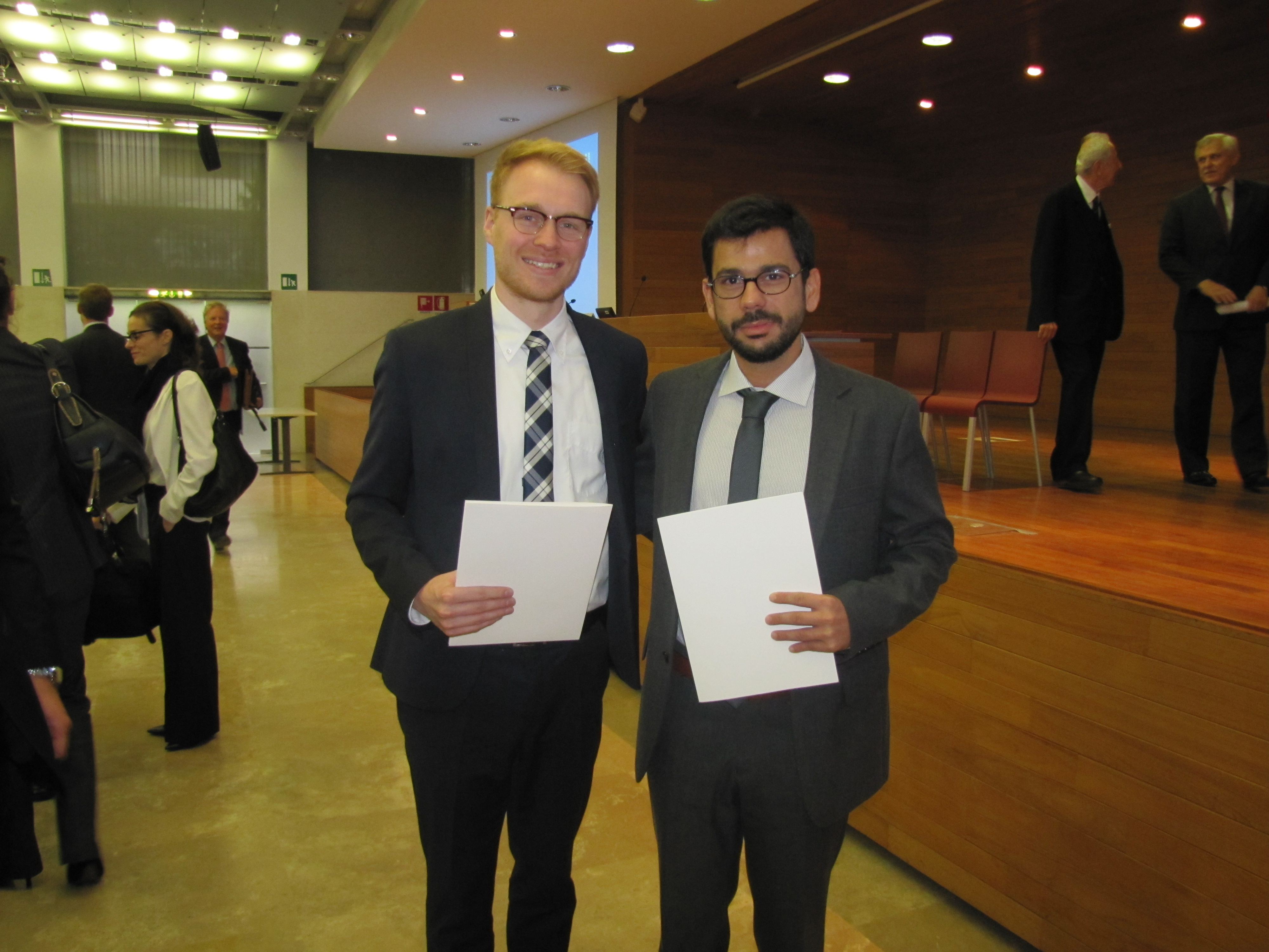 Master thesis competition law
